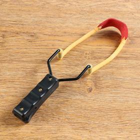 Рогатка с подпальцевыми выемками усиленная рама Ош