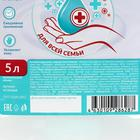 Антибактериальное жидкое мыло UNICARE, 5л - Фото 2
