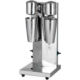 Миксер VIATTO NX-302H, для взбивания коктейлей, 0.65 л, 18000 об/мин, 2 стакана, нерж. сталь Ош