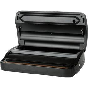 Вакуумный упаковщик VIATTO YJS210, бескамерный, 110 Вт, 2 режима, 310 мм, чёрный Ош