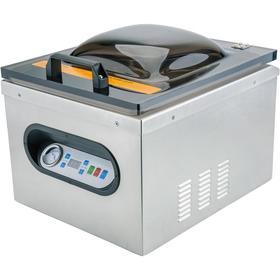 Вакуумный упаковщик VIATTO YJS820, бескамерный, 630 Вт, 300 мм, серебристый Ош
