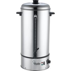 Электрокипятильник VIATTO VA-WB20SS, 1800 Вт, 20 л, металл, 220 V, серебристый Ош