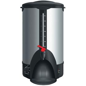 Электрокипятильник VIATTO VA-DFQ80, 1800 Вт, 8 л, металл, 220 V, серебристо-чёрный Ош