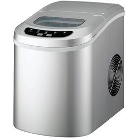 Льдогенератор VIATTO ZB-12, 100 Вт, кусковой лёд (пальчики), 12 кг/сутки, серебристый Ош