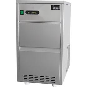 Льдогенератор VIATTO VA-IM-20, 220 Вт, кусковой лёд (пальчики), 20 кг/сутки, серебристый Ош
