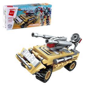 Конструктор Робот «Трансформер», 6 видов, МИКС