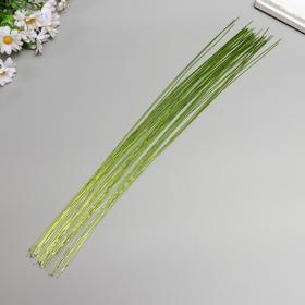Проволока для изготовления искусственных цветов
