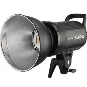 Осветитель светодиодный Godox SL60W, студийный Ош