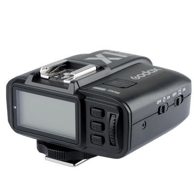 Пульт-радиосинхронизатор Godox X1T-C TTL для Canon - Фото 1