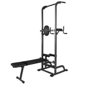 Силовая стойка со скамьей Royal Fitness HB-DG003 Ош