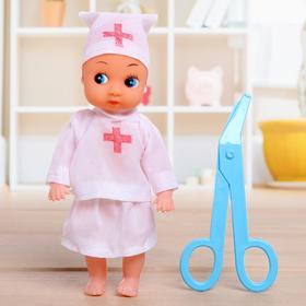 Кукла «Врач», с аксессуаром Ош