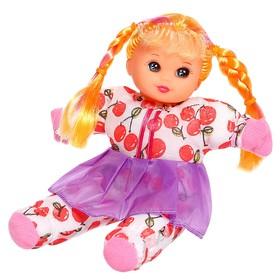Кукла «Маша», со звуком, МИКС Ош