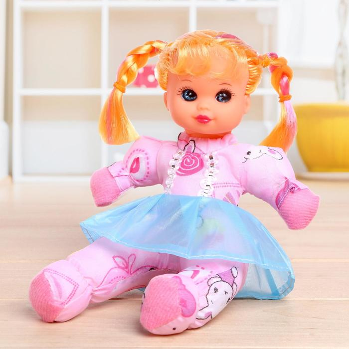 Кукла Маша со звуком, МИКС