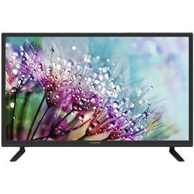 "Телевизор Harper 24R490T, 24"", 720p, DVB-T/T2/C/S2, 1xHDMI, 2xUSB, чёрный"