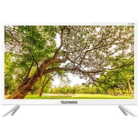 "Телевизор Telefunken TF-24S72T2, 23,6"", 720p, DVB-T/T2/C, 1xHDMI, 1xUSB, белый"