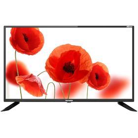 "Телевизор Telefunken TF-32S44T2 , 31,5"", 720p, DVB-T/T2/C, 2xHDMI, 1xUSB, чёрный"