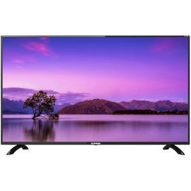 "Телевизор Telefunken TF-43S08T2, 43"", 1080p, DVB-T/T2/C/S/S2, 2xHDMI, 1xUSB, чёрный"