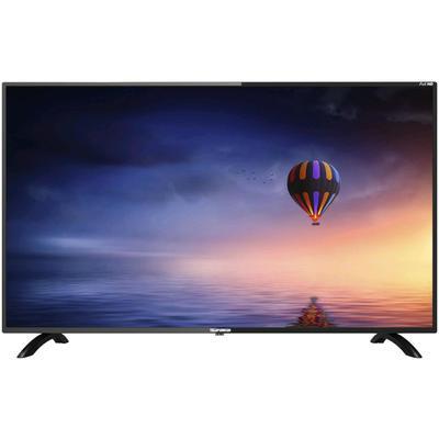 "Телевизор Telefunken TF-43S45T2S, 43"", 1080p, DVB-T/T2/C/S/S2, 3xHDMI, 2xUSB, SmartTV"