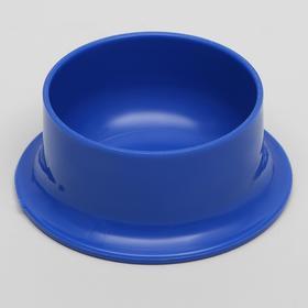 Миска для грызунов 60 мл , синий Ош