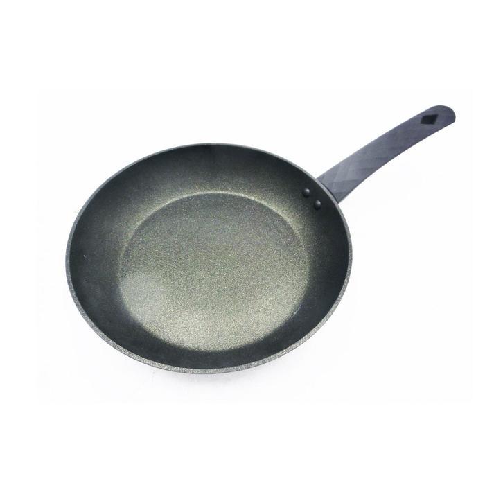 Cковорода 28 см с антипригарным покрытием, толщина 3 мм