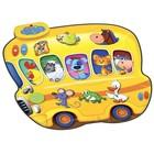 Звуковой коврик «Автобус-Зоопарк и Человек-Оркестр» - Фото 3