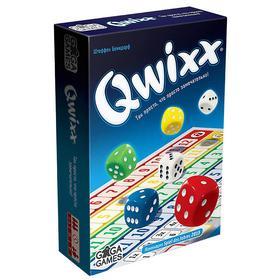 Настольная игра «Квикс»