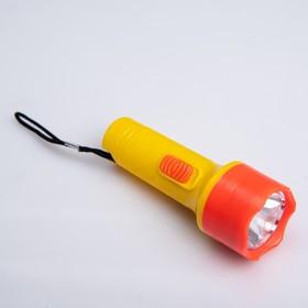 Фонарь ручной 'Фэнтази', 1 LED, микс, 9.5 см Ош