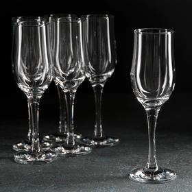 Набор бокалов для шампанского Tulipe, 190 мл, 6 шт