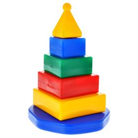 Пирамидка «Квадро»