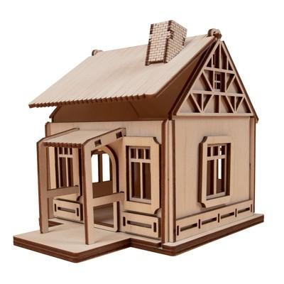 Набор для творчества домик - Фото 1