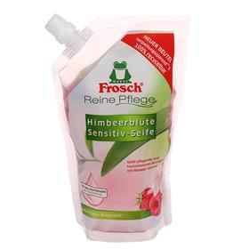 "Жидкое мыло для рук Frosch ""Малина"",500 мл"