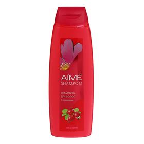 Шампунь для волос AIME с коллагеном, 400 мл