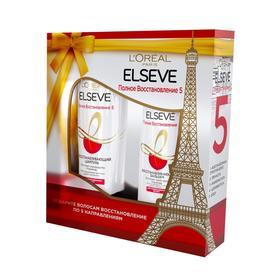 Подарочный набор L'Oreal Elseve «Полное Восстановление 5»: шампунь 250 мл и бальзам 200 мл