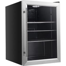 Холодильный шкаф VIATTO VA-JC62W, 85 Вт, 62 л, до + 10°C, чёрный Ош
