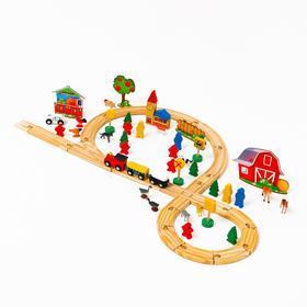 Железная дорога «Каникулы в деревне»