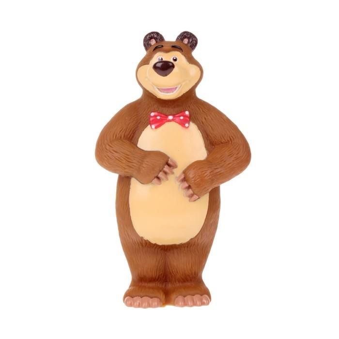 Резиновая игрушка «Медведь»