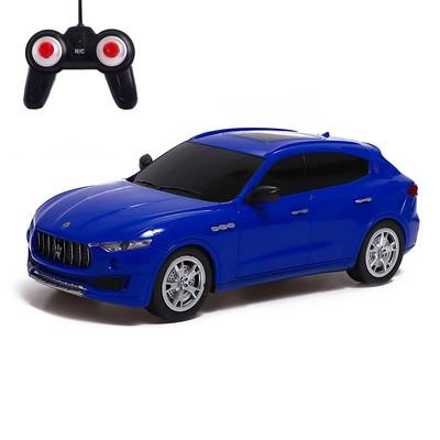 Машина радиоуправляемая Maserati Levante, 1:24, работает от батареек, МИКС - Фото 1