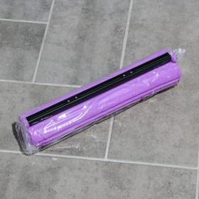 Насадка для швабры PVA с роликовым отжимом, 27×6,5×5,5 см, цвет МИКС