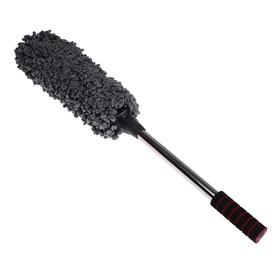 Щётка для удаления пыли из микрофибры, телескопическая 54-78 см