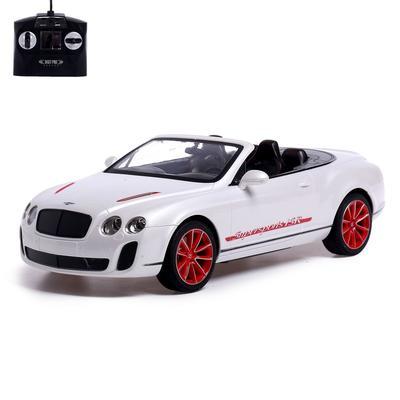 Машина радиоуправляемая Bentley Continental Roadster, 1:14, работает от аккумулятора - Фото 1