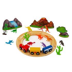 Железная дорога «Путешествие к динозаврам»
