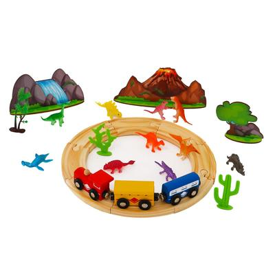 Железная дорога «Путешествие к динозаврам» - Фото 1