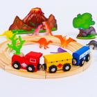 Железная дорога «Путешествие к динозаврам» - Фото 3