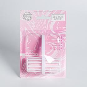 Освежитель для туалета 4в1 «Розовый сад»