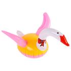 Игрушка надувная «Лебедь», 25 см, цвета МИКС