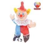 Надувная игрушка со звуком «Клоун», 40 см