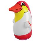 Игрушка надувная со звуком «Пингвин», 30 см
