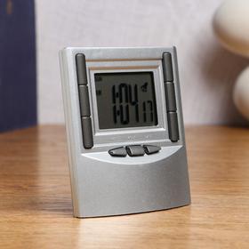 Часы  электронные  'Альтаир' 1 ААА 7.5х9 см Ош