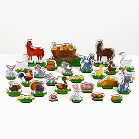 Домашние животные №2 «ZOO PARTY» 54 предмета