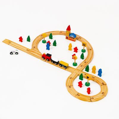 Железная дорога «Вперёд к приключениям!»